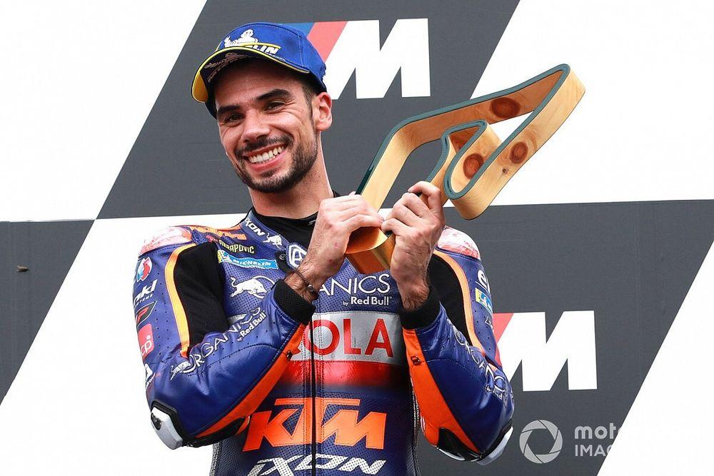 """Oliveira: """"KTM está demostrando que nos vamos a quedar"""""""