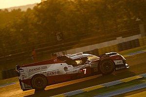 最速のトヨタ7号車に、ル・マンの女神はまたも微笑まず。チームも「かける言葉が見つからない」