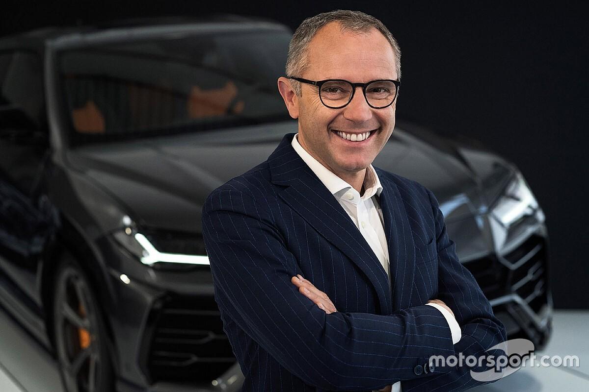 Resmi: Domenicali, Formula 1'in yeni CEO'su oldu!