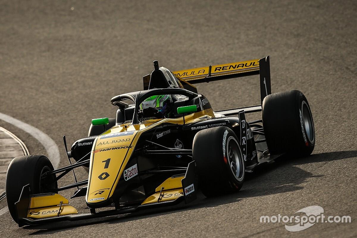 F-Renault Eurocup: Caio Collet conquista oitavo pódio na temporada em Barcelona