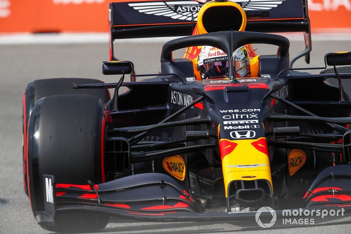 Rusya GP'de günün pilotu Verstappen oldu!