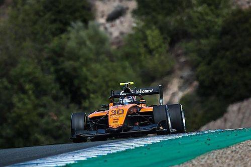 Vidales probará el F3 con Campos Racing en Jerez