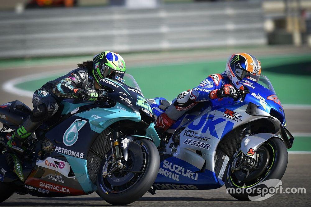 """MotoGP: Morbidelli vê Suzuki como """"construtora e pilotos a serem batidos"""" em 2021"""