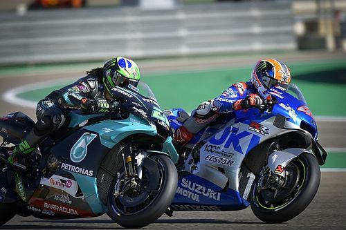 """Morbidelli ve a Suzuki como """"el fabricante y los pilotos a batir"""""""