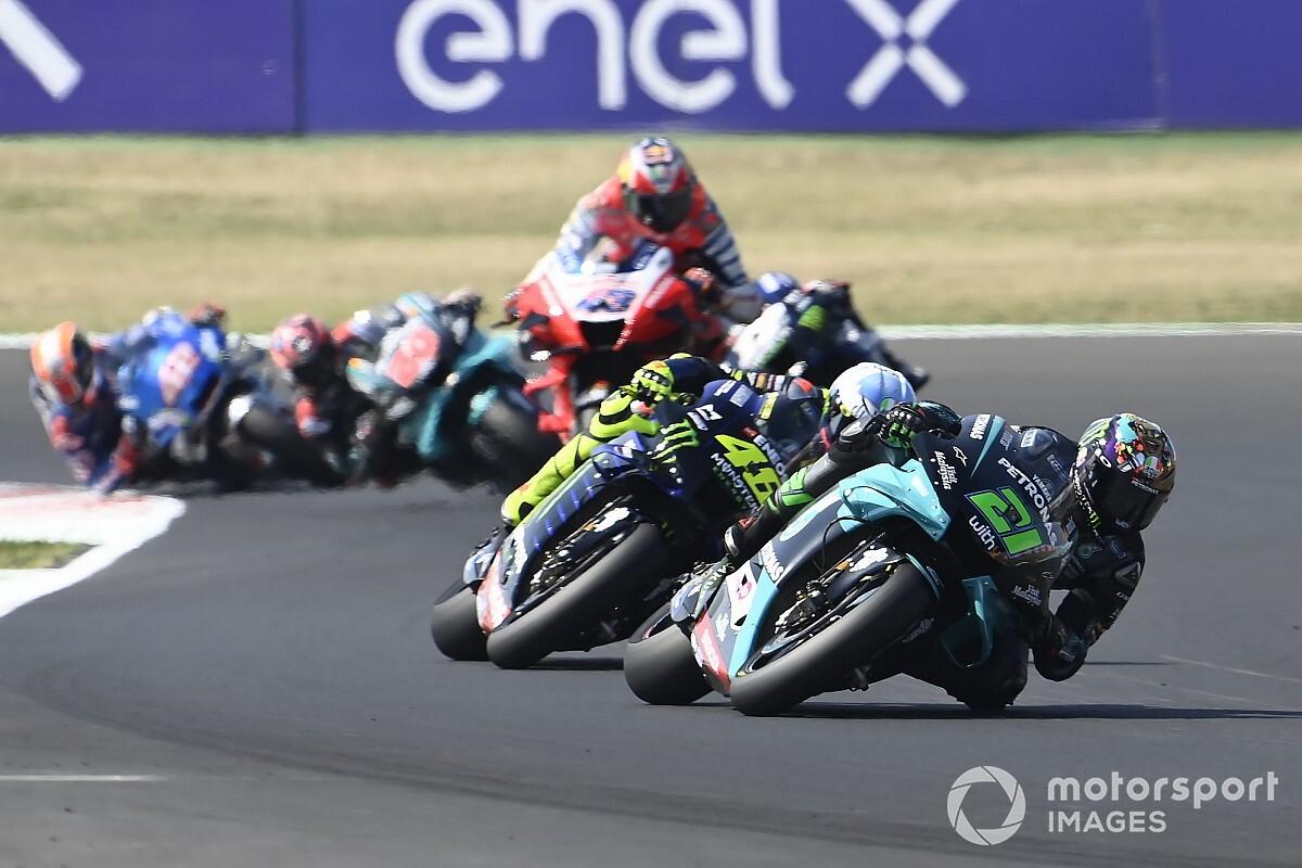 El primer Gran Premio de Emilia Romagna de MotoGP: previa y horarios