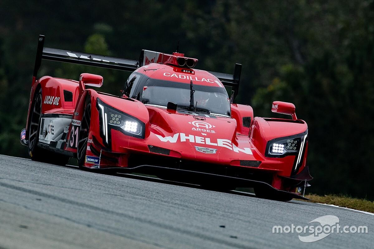 Petit Le Mans: AXR Cadillac tops second practice