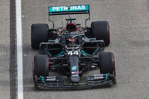 F1: Pirelli está investigando vibração no pneu traseiro de Hamilton em Ímola