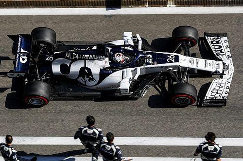 Квят предложил отменить пятничные тренировки в Формуле 1