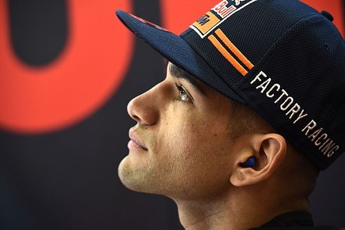 Martin Memulai Adaptasi Motor MotoGP