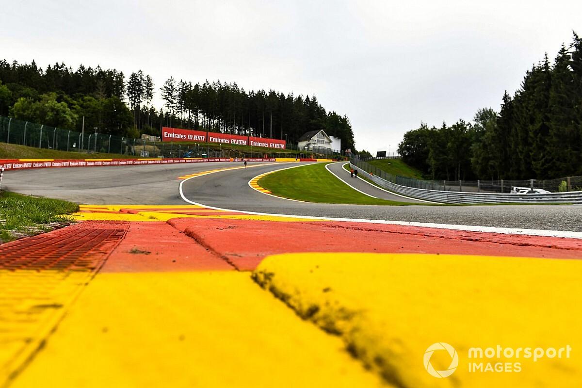 FIA let in België nog strenger op overschrijden van track limits
