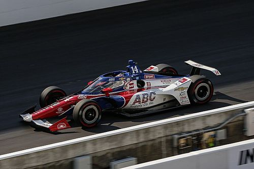 Kanaan rues missed Top 10 finish at Indy