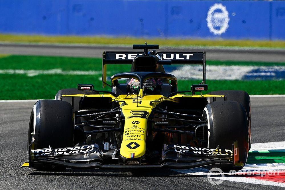 Renault n'a pas cherché la performance en essais libres