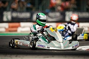 LIVE: FIA Karting European KZ/KZ2/Academy Championship - Genk