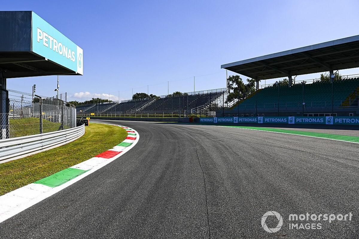 Ilyen idő várható az Olasz Nagydíj hétvégéjén