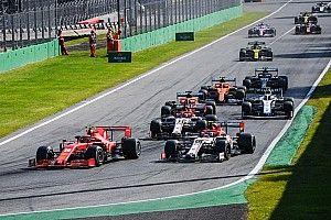 F1 nadal chce odwracać kolejność
