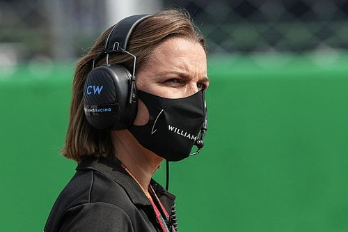 "Claire Williams over vertrek bij team: ""Voelde als rouwen"""