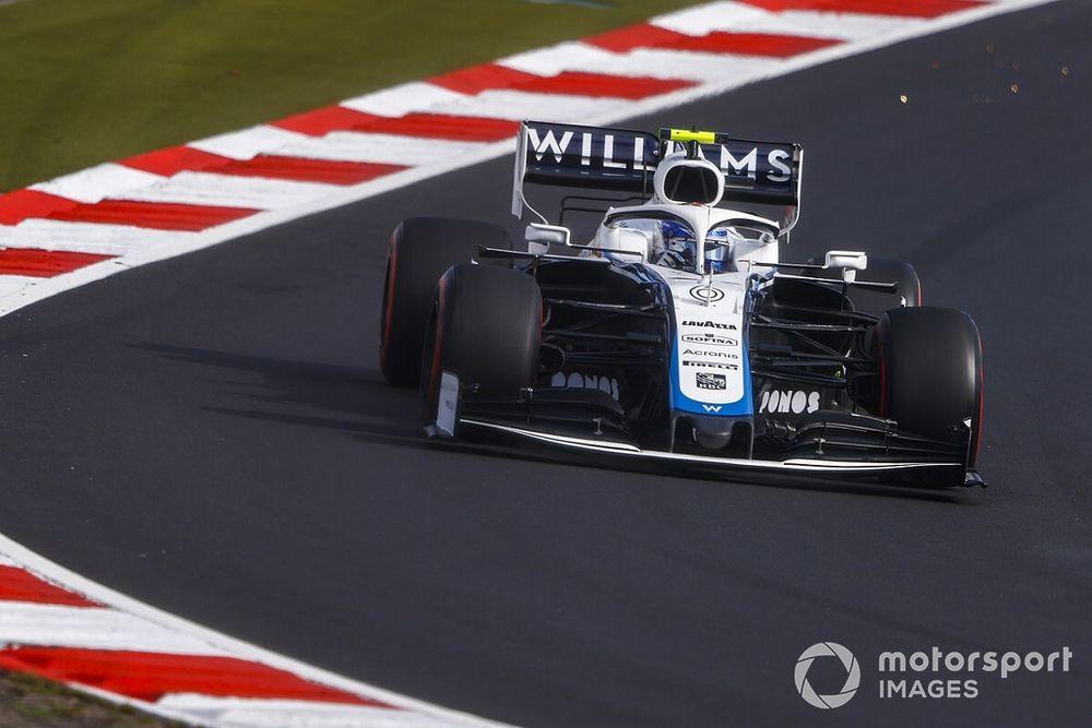 Williams tried out Imola short-weekend plan at Eifel GP