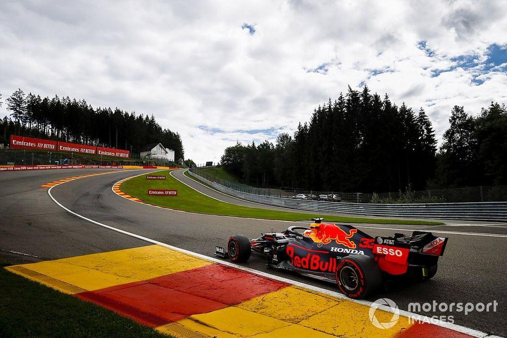 """Verstappen: """"Bataryamın bitmesi, ikinciliğe mal olmadı"""""""