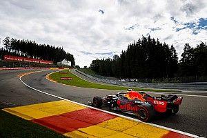 """Verstappen, """"sin quejas"""" tras acercarse más de lo esperado a Mercedes"""