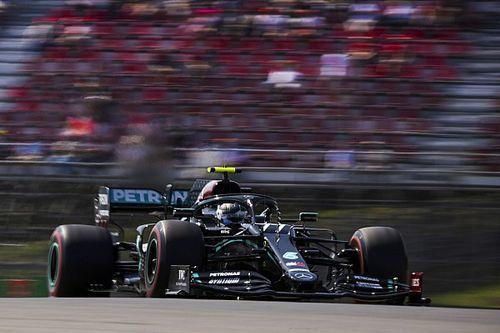 托斯卡纳大奖赛FP2:博塔斯继续占据头名
