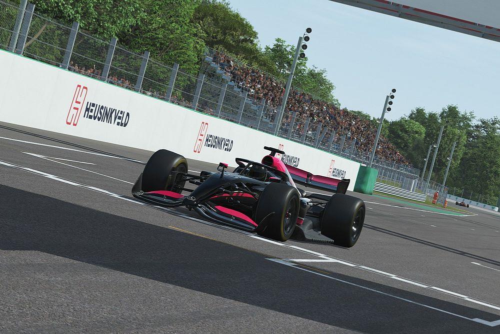 Mercedes-AMG Petronas triumph as Huis clinches Formula Pro Series title