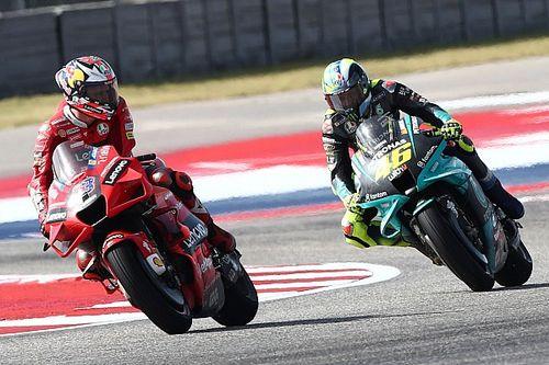 Uitslag: Vierde vrije training MotoGP GP van de Verenigde Staten