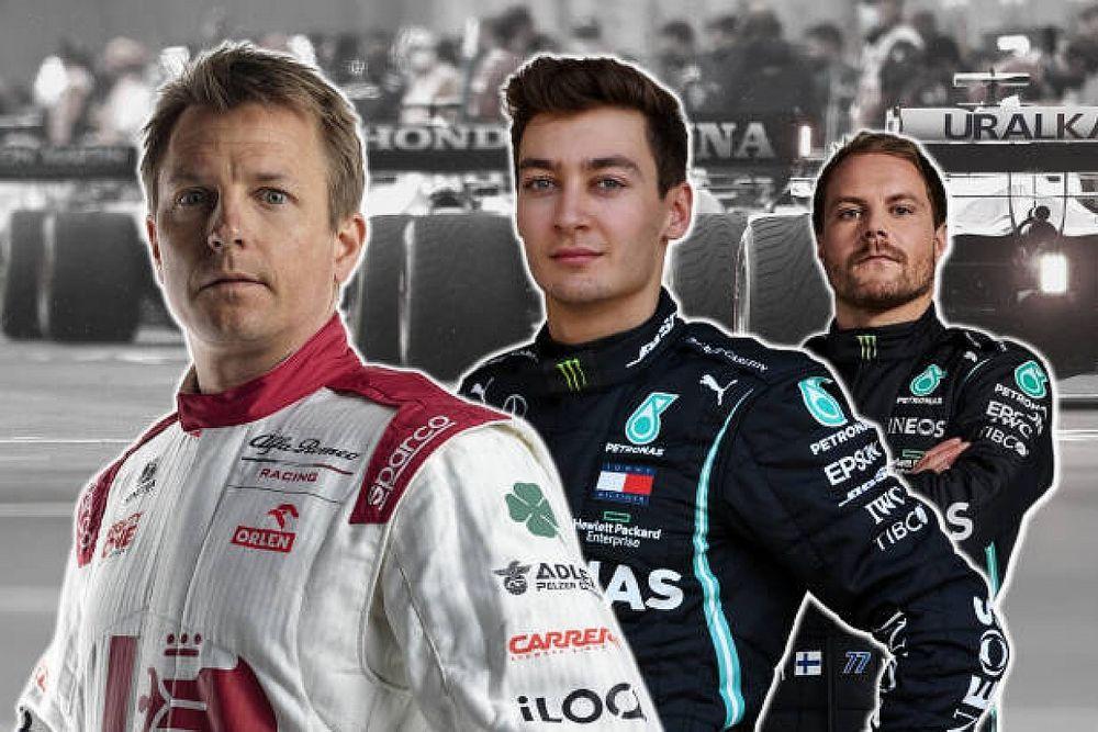 Stand van zaken in silly season: Bottas, Raikkonen, De Vries en meer