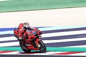 Perkembangan Teknologi Salah Satu Penentu Kesuksesan di MotoGP