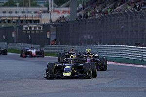 Sochi F2: Ticktum wins delayed sprint as Zhou spins on sighting lap
