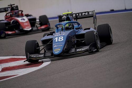F3: Collet conquista novo top-5 e sobe para sétimo no campeonato