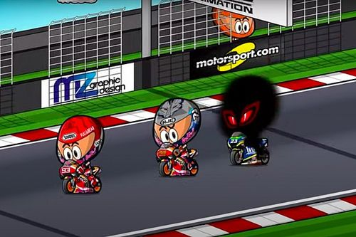 Vídeo: el resumen del GP de San Marino de MotoGP, por MiniBikers