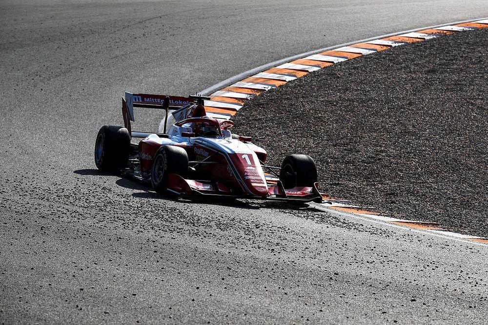 Zandvoort F3: Hauger snatches pole away from Schumacher