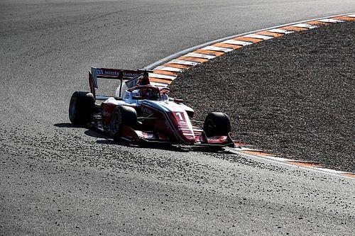 F3 Zandvoort: Hauger, Schumacher'in önünde pole'de