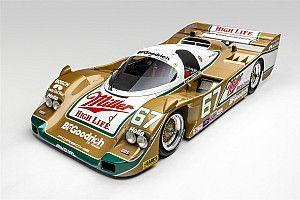 Seven Porsche 956/962s go on display in Los Angeles