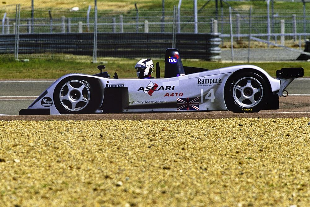 What could have been: A Williams F1 tester's Le Mans near-misses