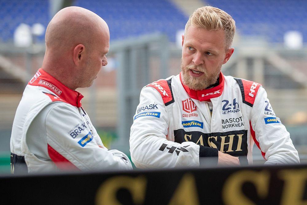 Magnussen: Le Mans-ban más mentalitásra van szükség, mint a Forma-1-ben