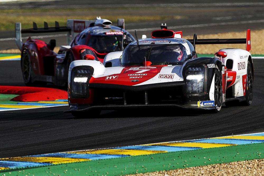 Toyota nipt voor Alpine in eerste vrije training op Le Mans
