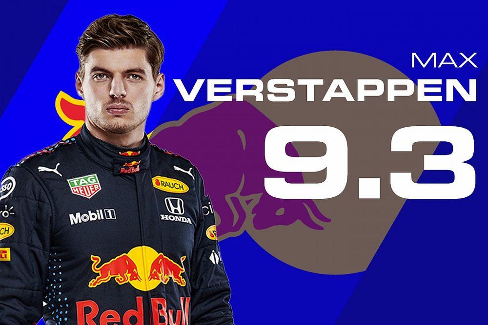 Tussenrapport Max Verstappen: Bezig aan een titelwaardig seizoen