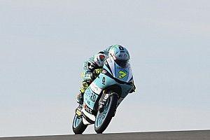 Moto3 Aragon 3. antrenman: Foggia lider, Deniz beşinci oldu