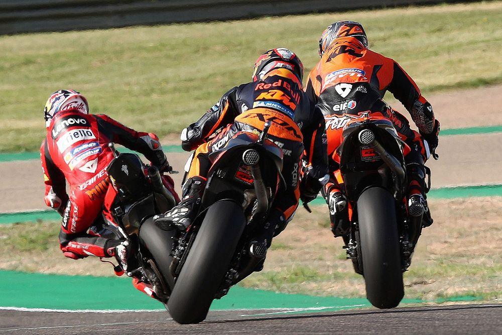 GALERÍA: fotos del día del GP de Aragón MotoGP