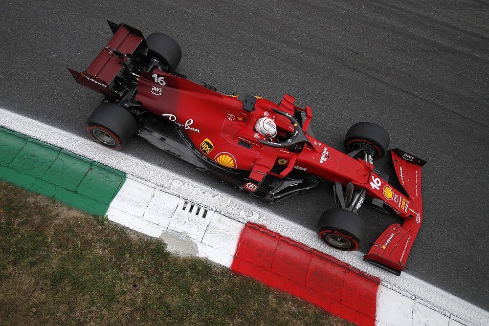 Leclerc entravé par un problème moteur en qualifs