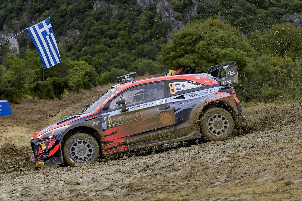 WRC, Rally Acropoli, PS2: svetta Tanak. Neuville in difficoltà