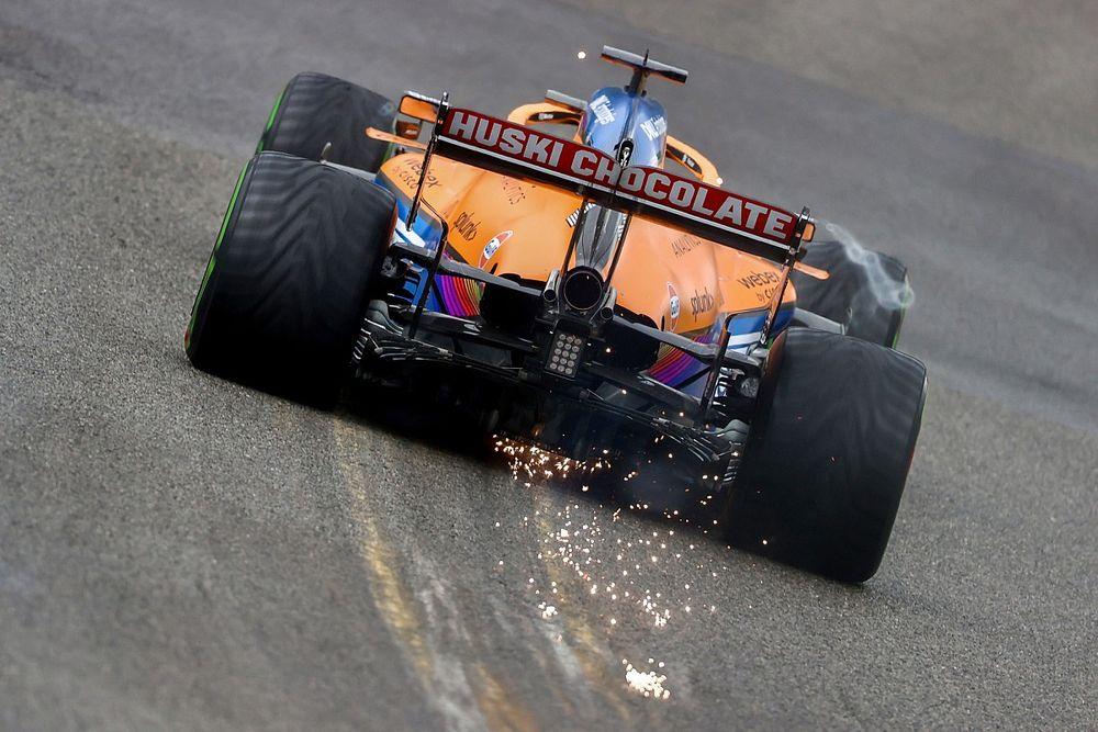 Ди Реста: McLaren не станет разрабатывать болид под Риккардо