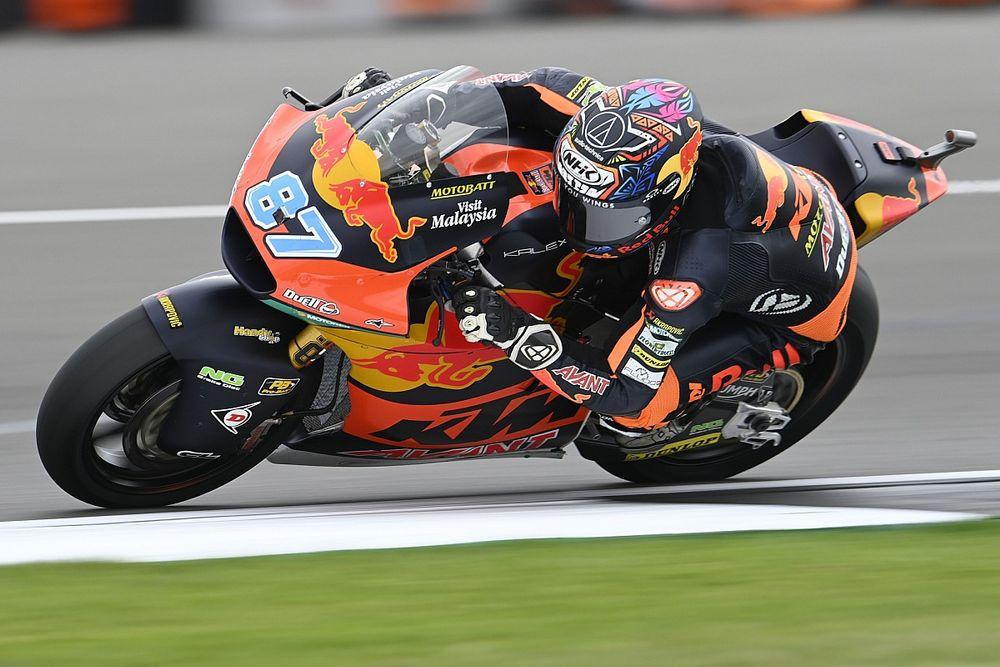 Hasil FP2 Moto2 Aragon: Remy Gardner Menjawab Keraguan