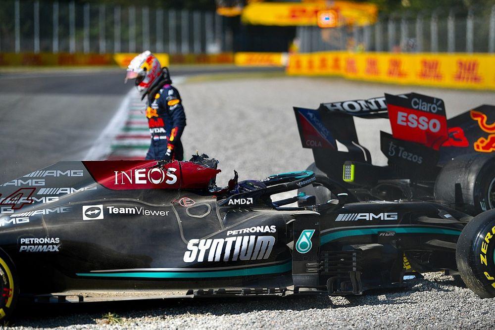 """Ralf: """"Monza, Verstappen ve Hamilton arasındaki son çarpışma olmayacak"""""""