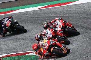 Kecepatan di MotoGP Austria Perlihatkan Potensi Marc Marquez