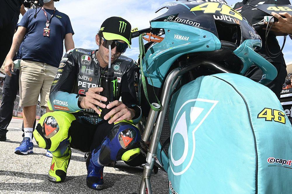 """Rossi: """"Una gara di Moto3 di 5 giri è una roulette russa!"""""""