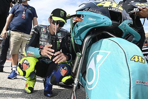 """Rossi: """"Austin requiere estar al 100% y ser joven, y yo desgraciadamente..."""""""