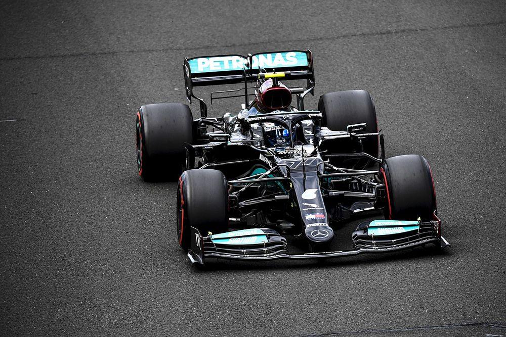 Hasil FP1 F1 GP Belgia: Bottas Terkencang, Hamilton Tercecer