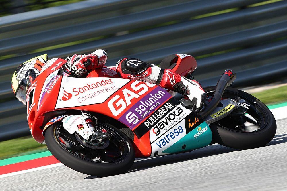 Garcia wint Moto3-spektakelstuk op de Red Bull Ring